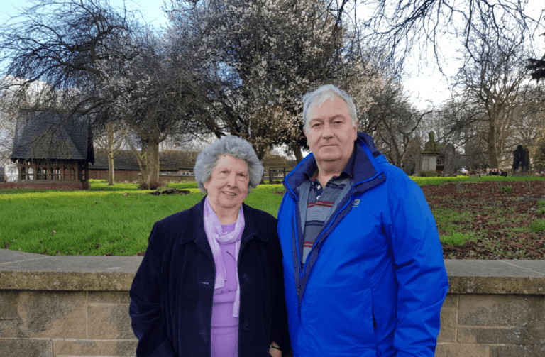 Jean and Mike for Billingham South